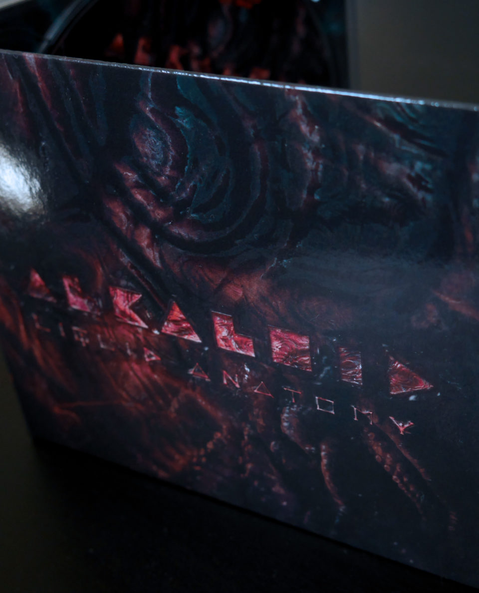 Liquid Anatomy Digipack